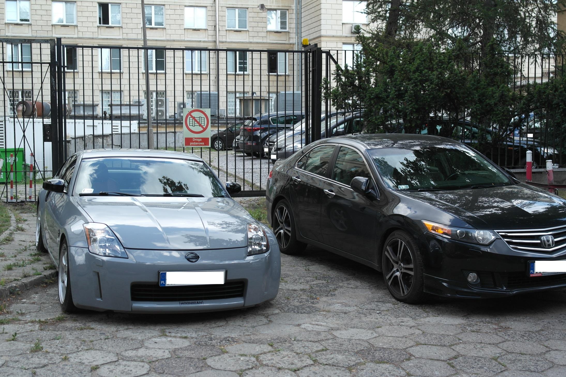 ABW zatrzymanie za parkowanie