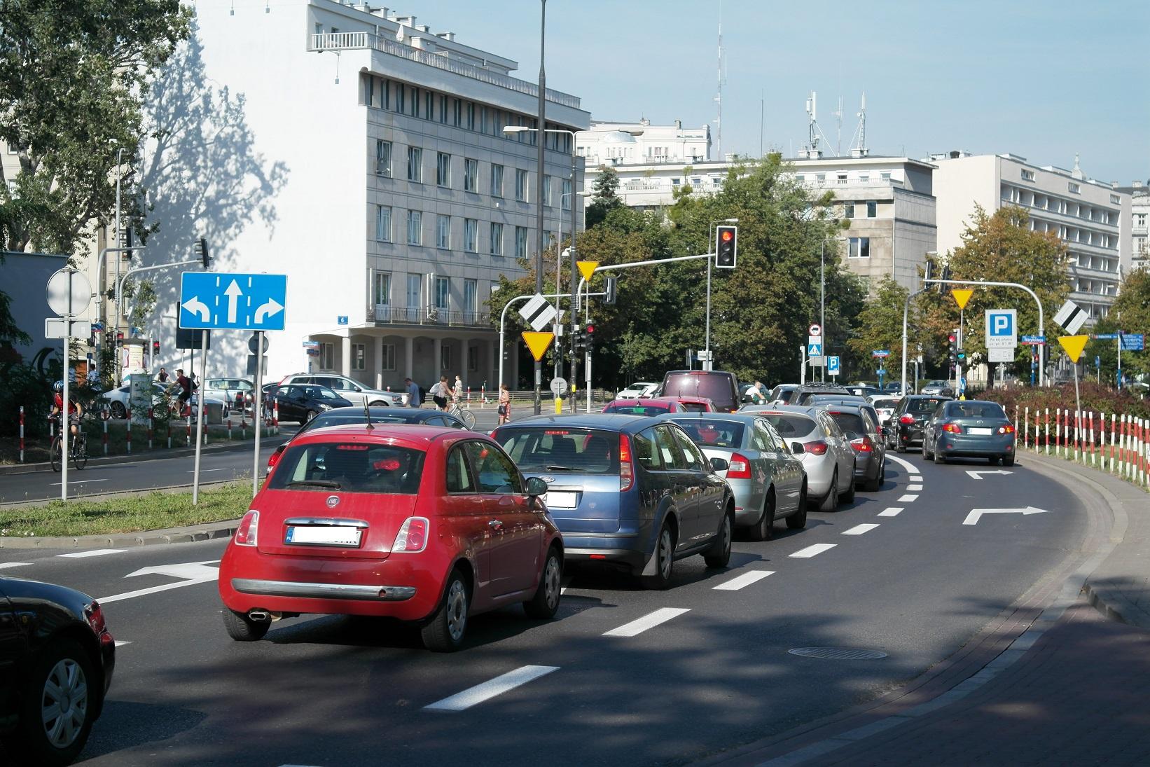 Dziura bezpieczeństwa w ABW. Fundusz informuje, które pojazdy są służbowe