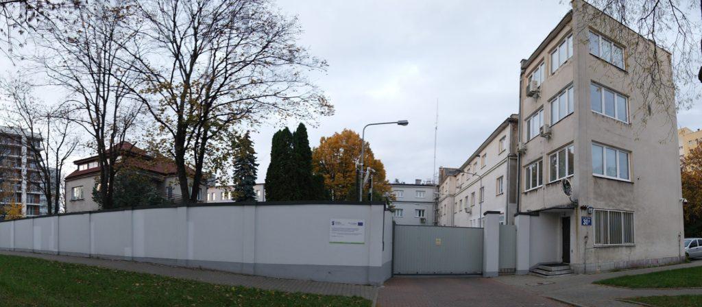 Biuro Badań Kryminalistycznych ABW 1 Sierpnia 30A Warszawa