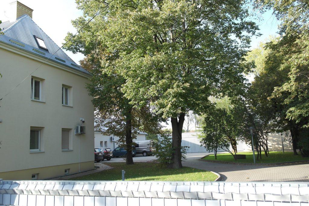 Obiekt ABW przy Wodzirejów 10 w Warszawie