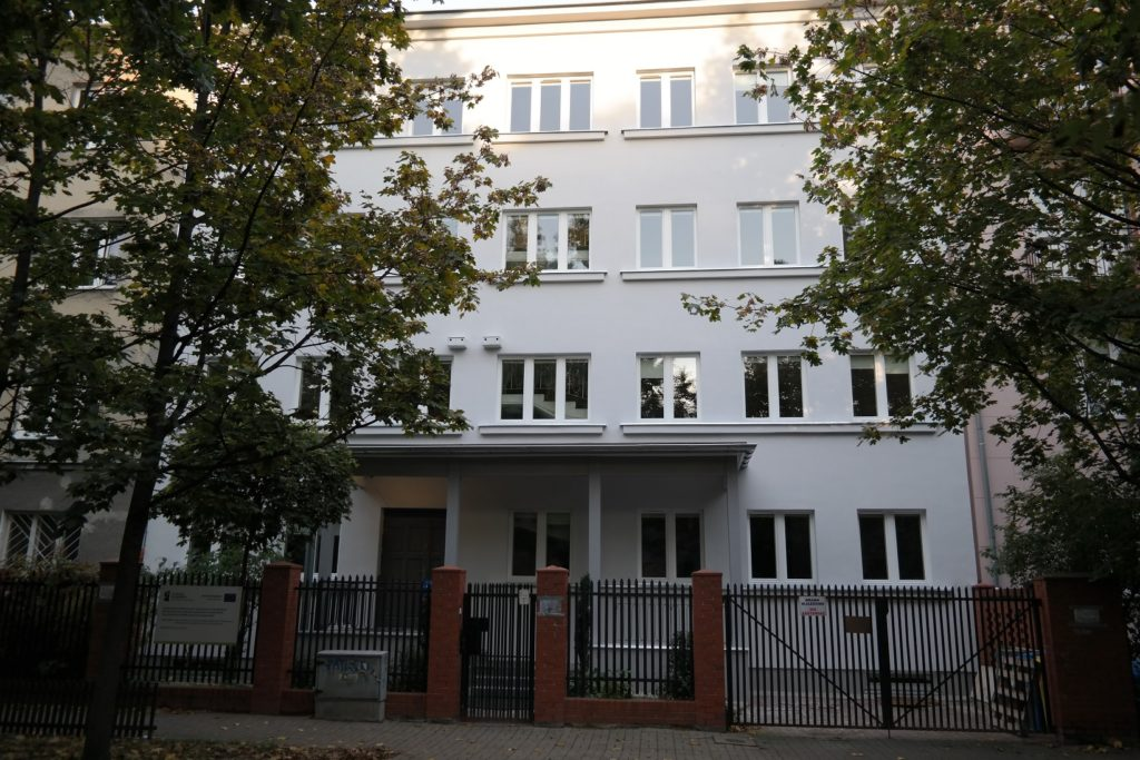 Hotel ABW Kielecka 32 w Warszawie