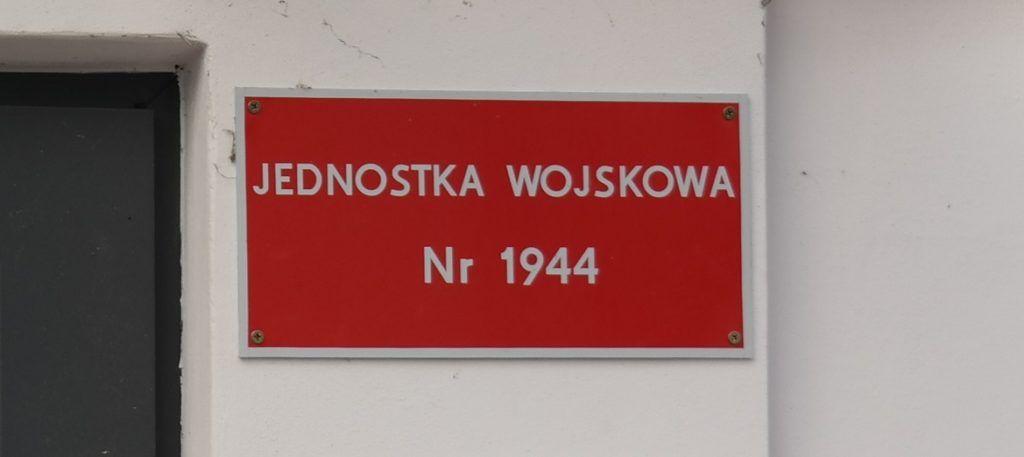 Obiekt ABW JW 1944 Podchorążych 32 Warszawa